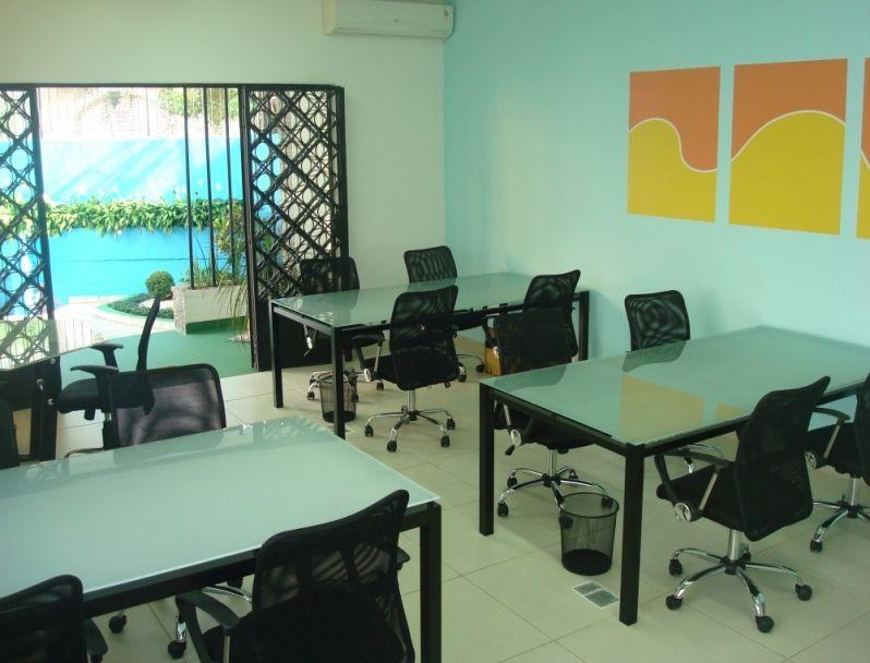 Alugar Escritório Compartilhado na Vila Buarque - Sala Compartilhada