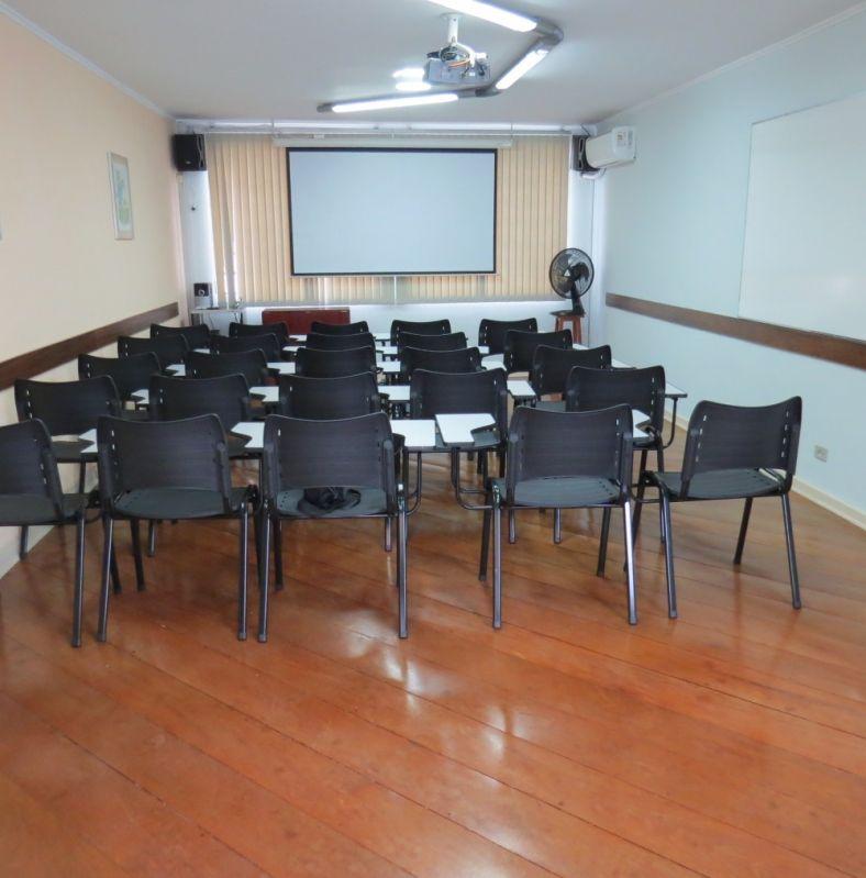 Aluguel de Salas para Treinamento Preço no Jardim Europa - Locação de Sala em São Paulo