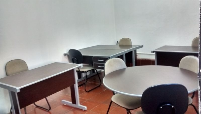 Locação de Escritório no Centro - Locação de Sala de Treinamento por Período