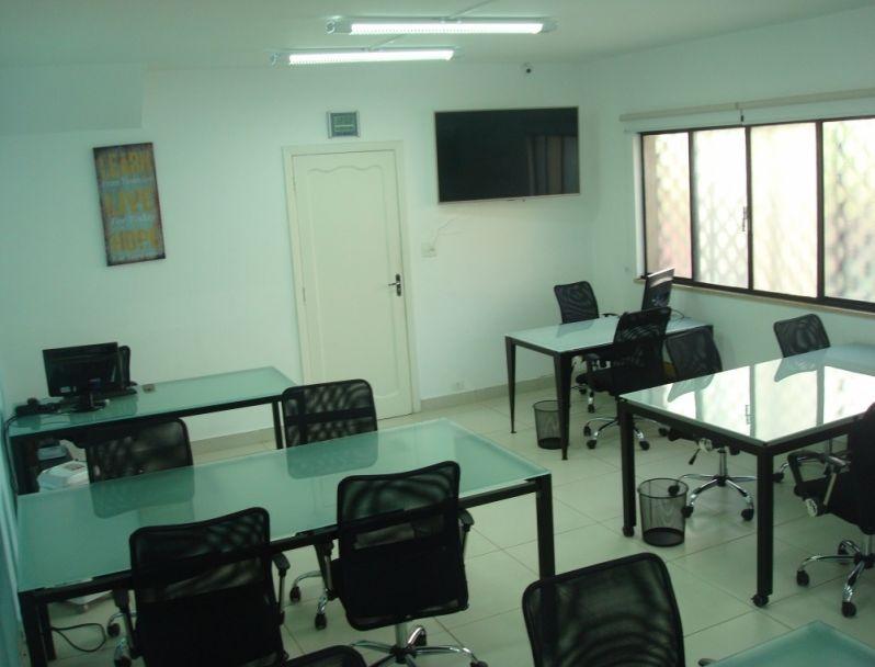 Locação de Sala Compartilhada Preço em Pinheiros - Locação de Sala de Treinamento por Período