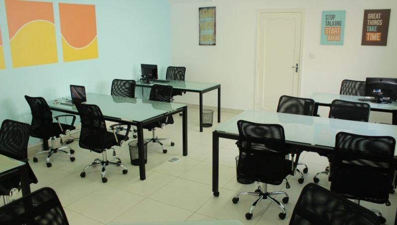 Locação de Sala Coworking no Ibirapuera - Locação de Sala em São Paulo