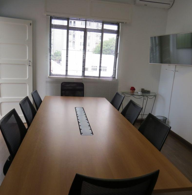 Locação de Sala de Reunião Preço no Jardins - Locação de Sala de Treinamento por Período