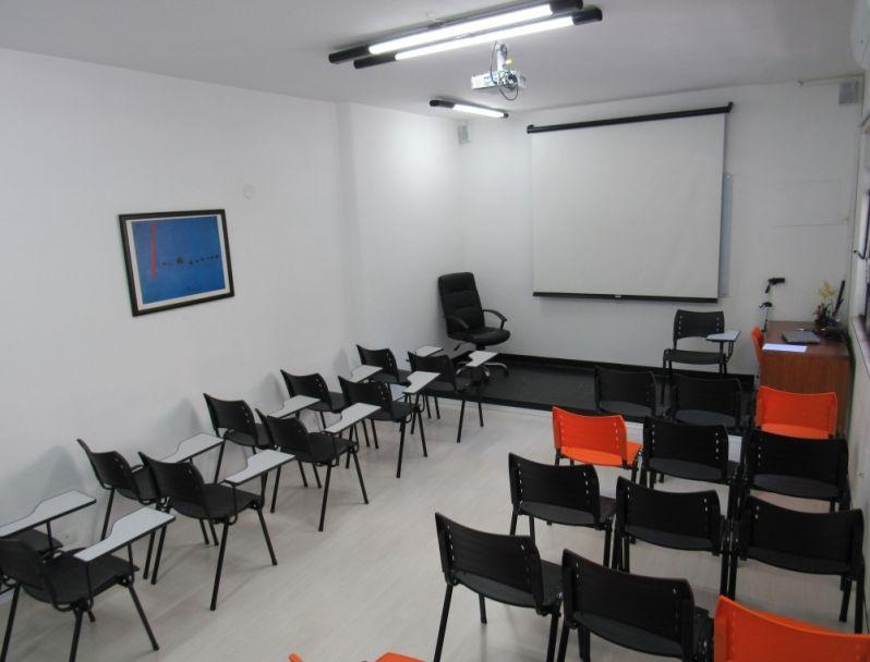 Locação de Sala de Treinamento por Hora Preço no Jabaquara - Locação de Sala de Treinamento por Período