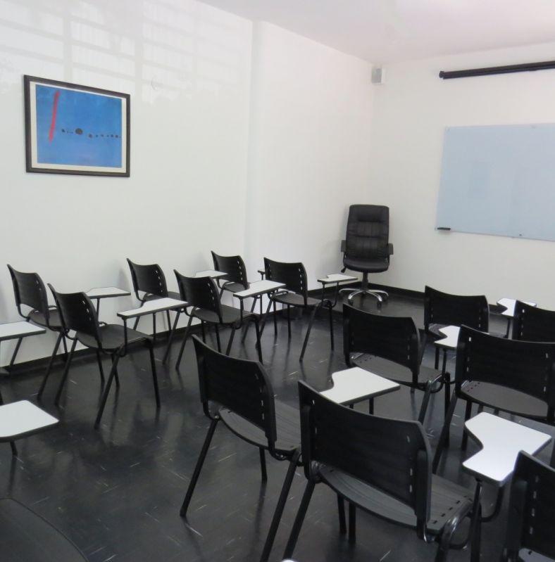 Locação de Sala de Treinamento Preço na Saúde - Aluguel de Salas