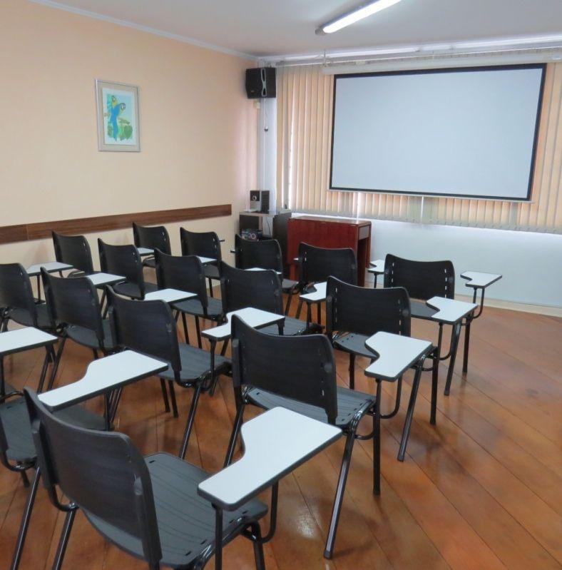 Locação de Sala de Treinamentos por Período na Sé - Locação de Sala em São Paulo