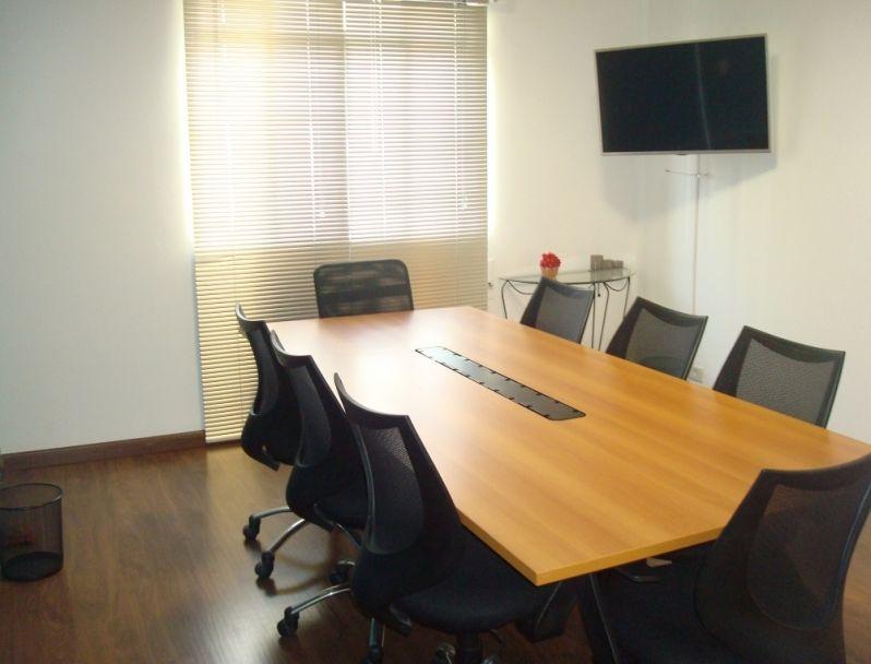 Locação de Salas de Reunião na Cidade Jardim - Locação de Sala em Sp