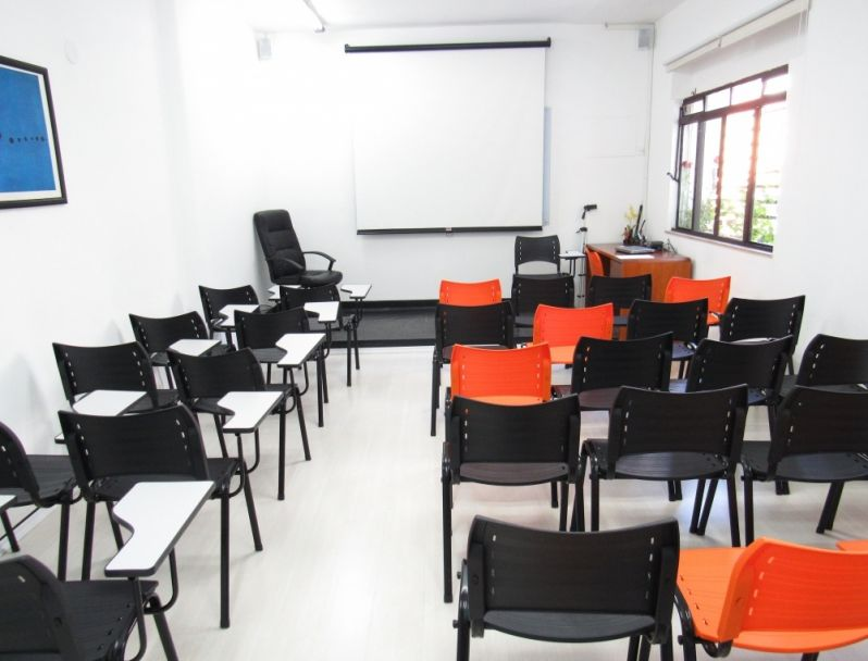 Locação de Salas para Treinamentos no Jardim Europa - Locação de Sala em Sp