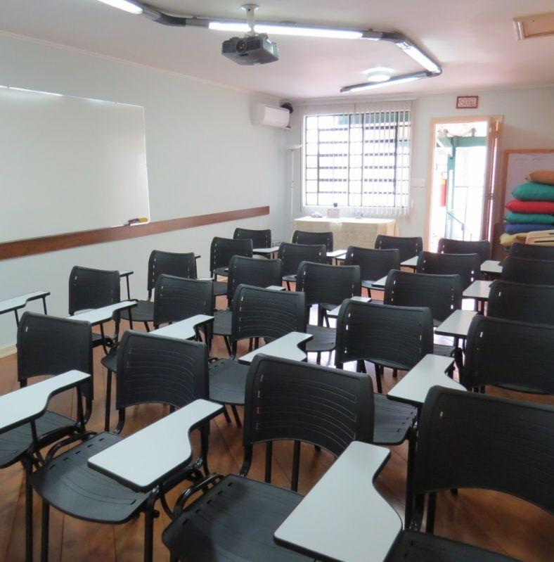 Onde Encontrar Locação de Sala de Treinamento por Período em Santa Cecília - Locação de Sala de Treinamento por Período