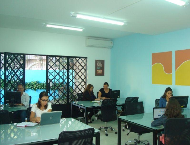 Orçamento para Escritório Compartilhado na Paraíso - Escritórios Compartilhados em São Paulo