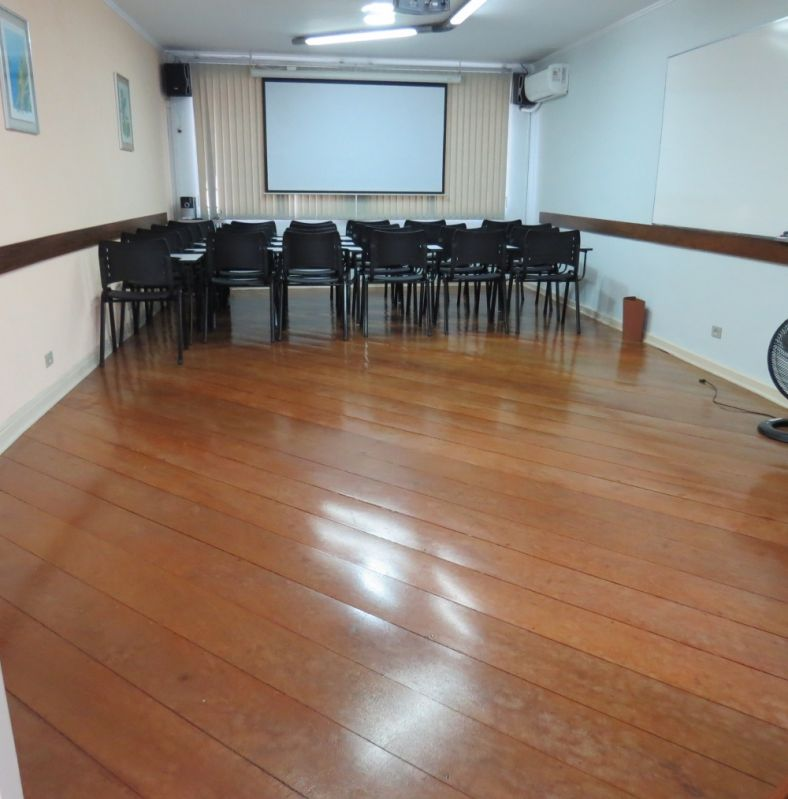 Sala de Treinamento na República - Locação de Sala de Treinamento por Período