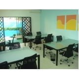 alugar escritório compartilhado na Vila Buarque