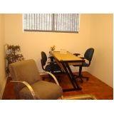aluguel de sala para profissionais da saúde preço em Santa Cecília