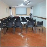 aluguel de salas para treinamento preço em Higienópolis
