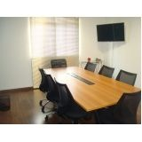 aluguel de salas para treinamento em Higienópolis