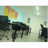 escritório compartilhado em sp em Pinheiros