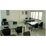 estação de trabalho em coworking em Santa Cecília