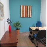 locação de sala coworking preço em Higienópolis