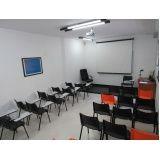 locação de sala de treinamento por hora preço no Centro
