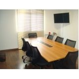 locação de salas de reunião na Sé