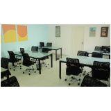 locação de sala coworking