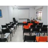 locação de salas para curso preço em Higienópolis