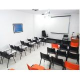 locação de salas para cursos em Santa Cecília