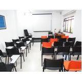 locação de salas para treinamentos na Saúde