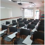 onde encontrar locação de sala de treinamento por período na Saúde