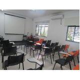 orçamento para aluguel de salas para treinamento na Paraíso