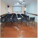 orçamento para locação de sala de treinamento no Ibirapuera