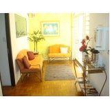 orçamento para locação de sala para psicanalistas no Bixiga