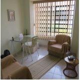 orçamento para locação de salas para psicoterapeuta na Consolação