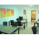 orçamento para sala compartilhada no Ibirapuera