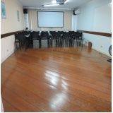 sala de treinamento em Pinheiros